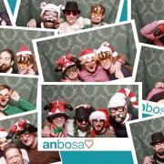 Weihnachtsfeier 2019 anbosa
