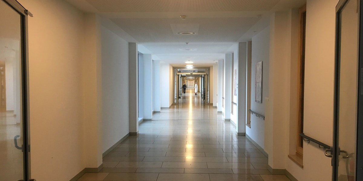 Pflege-Studie: Situation in Krankenhäusern während der COVID-19-Pandemie