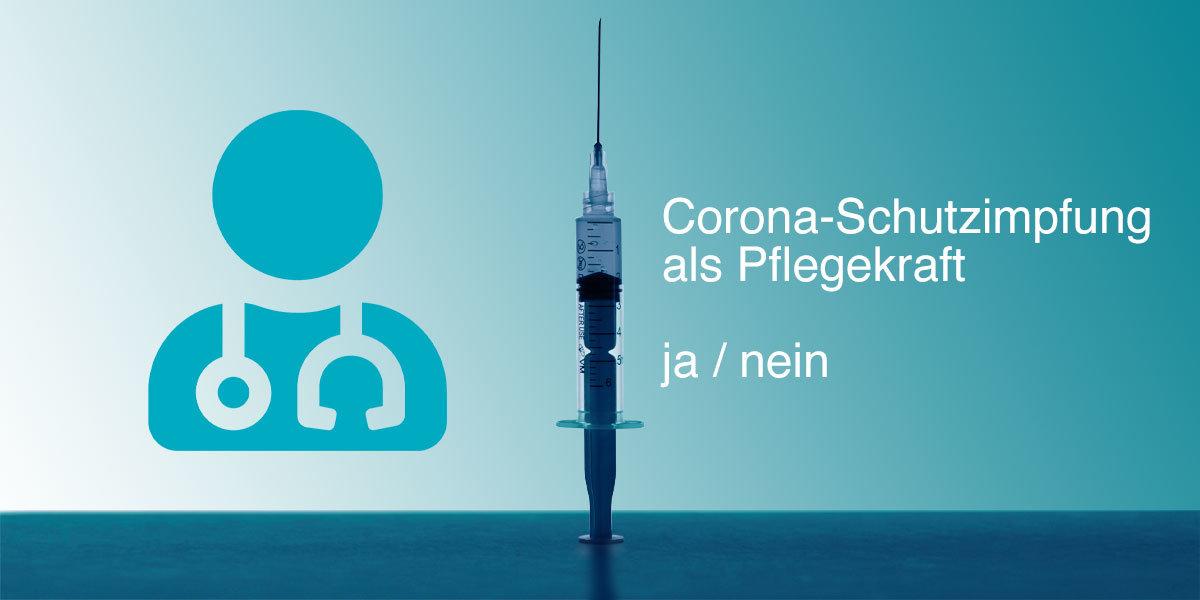 Corona-Schutzimpfung als Pflegekraft - anbosa