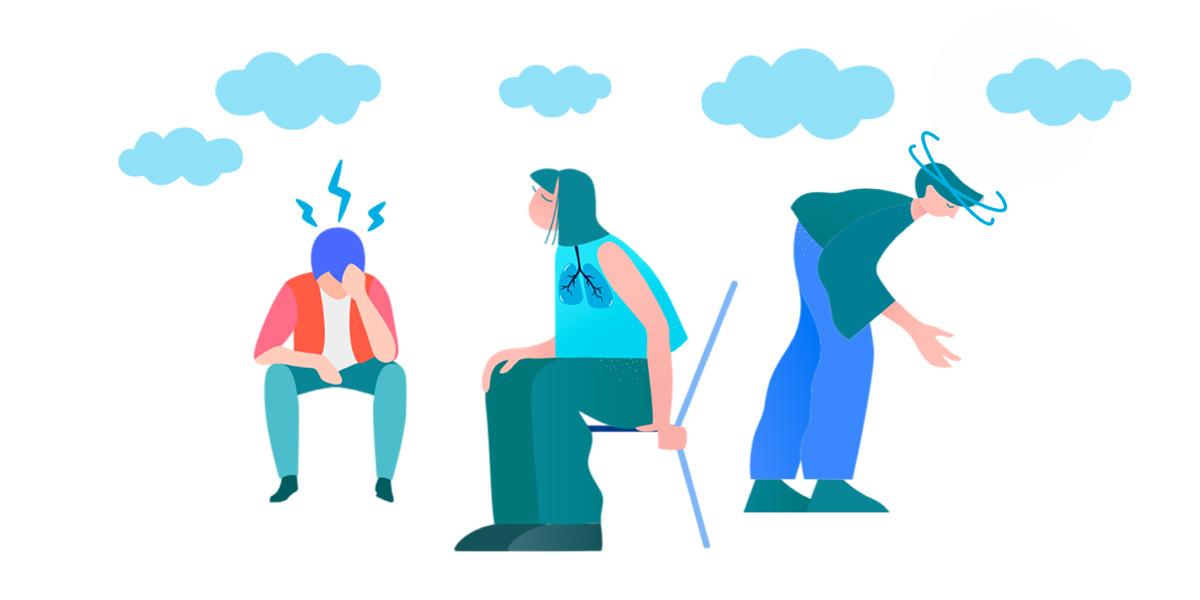 Post-Covid-Syndrom - Ein Mitarbeiter berichtet
