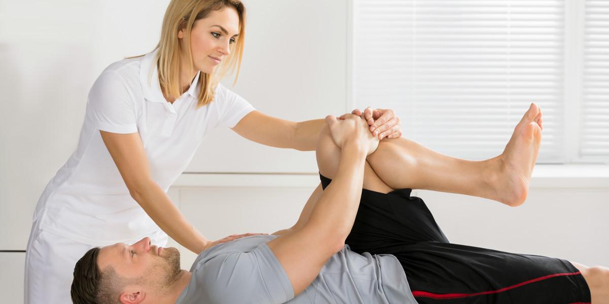Ausbildung Physiotherapeut (m/w/d) - ein Beruf mit Zukunft